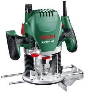 Bosch POF 1400 ACE Router at Amazon for £73.99