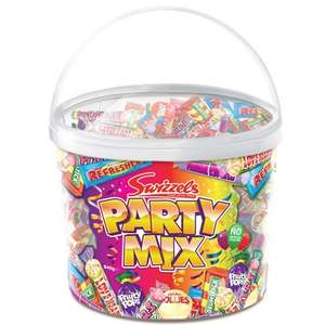 Swizzels Party Mix Sweets Tub 840g at Sainsbury's for £2