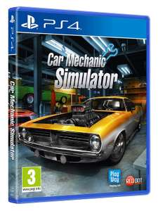 Car Mechanic Simulator (PS4) - £14.85 delivered @ Simply Games