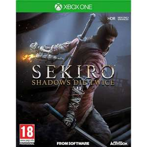 Sekiro Shadows Die Twice (Xbox One) Discount Applied At Checkout £23.70 @ The Game Collection