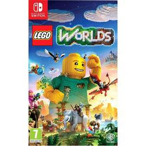 Lego Worlds Switch £18.95 at The Game Collection