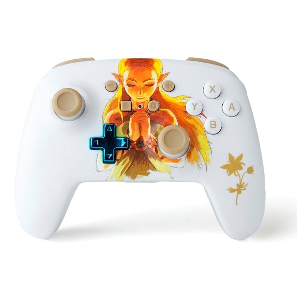 Princess Zelda Enhanced Wireless Controller for Nintendo Switch £31.99 Click & Collect @ Smyths Toys