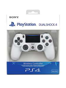Glacier White PS4 Dualshock 4 V2 Controller £34.99 @ Monster-Shop