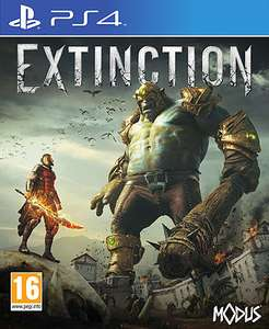 Extinction (PS4) £2.99 (Free Click & Collect) @ Game