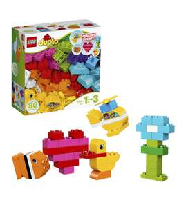 LEGO 10848 DUPLO My First Bricks Large and Mixed Blocks Set £14.40 at Amazon Prime / £18.89 Non Prime