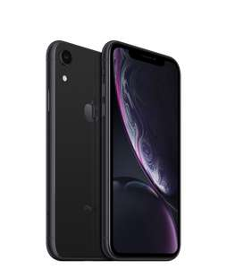 iPhone XR 64GB Black - Ultd Mins, Texts, 20GB Data on EE (Includes Apple TV+ and more) - £31pm + £119 Upfront = £863 via uSwitch