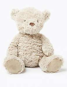 3 for 2 offer on Vintage Teddy Bear at M&S - £28 for 3