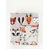 Autumn Animals 150 X 120 cms Supersoft Throw £5.10 (Unicorn,Leopard,Christmas Sausage dog more in comments ) @ Asda ( Free Click & Collect )