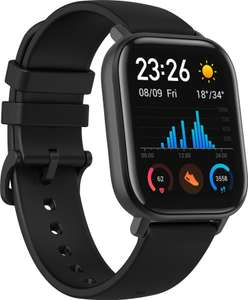 Xiaomi Amazfit GTS GPS Smart Watch - Black for £92.99 @ eGlobal Central