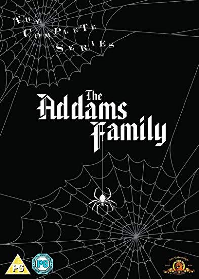 The Addams Family: The Complete Series £10.46 on Amazon Prime / £13.45 Non Prime