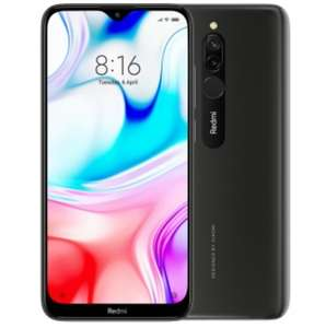 Xiaomi Redmi 8 3GB/32GB, Global Version, 5000mAh battery, MIUI 10 Smartphone. £85.99 @ eGlobal Central
