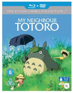 My Neighbour Totoro - Double Play (Blu-Ray and DVD) £15.98 delivered @ The Hut