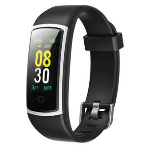 YAMAY Fitness Tracker,Fitness Watch with Blood Pressure Watch Heart Rate Monitor £23.99 with voucher Sold by SA EU and Fulfilled by Amazon