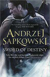 Sword of Destiny: Witcher 2: Tales of the Witcher £5.84 Prime / £8.83 Non Prime at Amazon