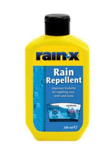 Rain-X Rain Repellent / Anti-Fog £3 Asda