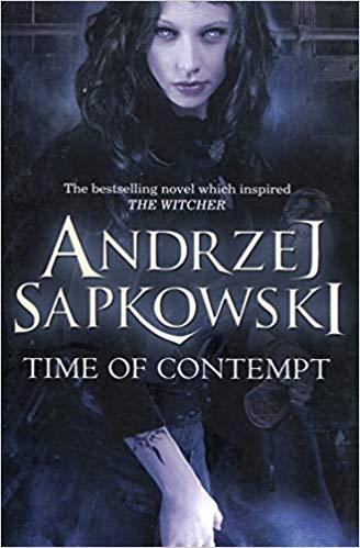 Time of Contempt: Witcher 4 £6.47 Prime / £9.46 Non Prime at Amazon