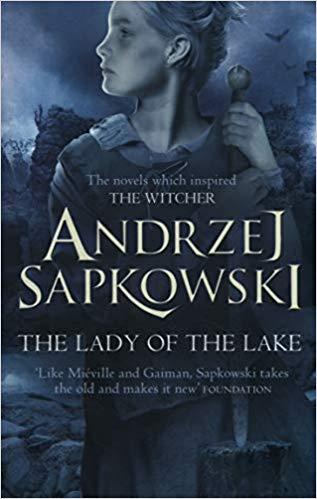 The Lady of the Lake (Witcher Saga 5) £6.47 Prime / £9.46 Non Prime at Amazon