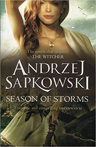 Season of Storms: A Novel of the Witcher £4.32 (+£2.99 Non Prime) @ Amazon