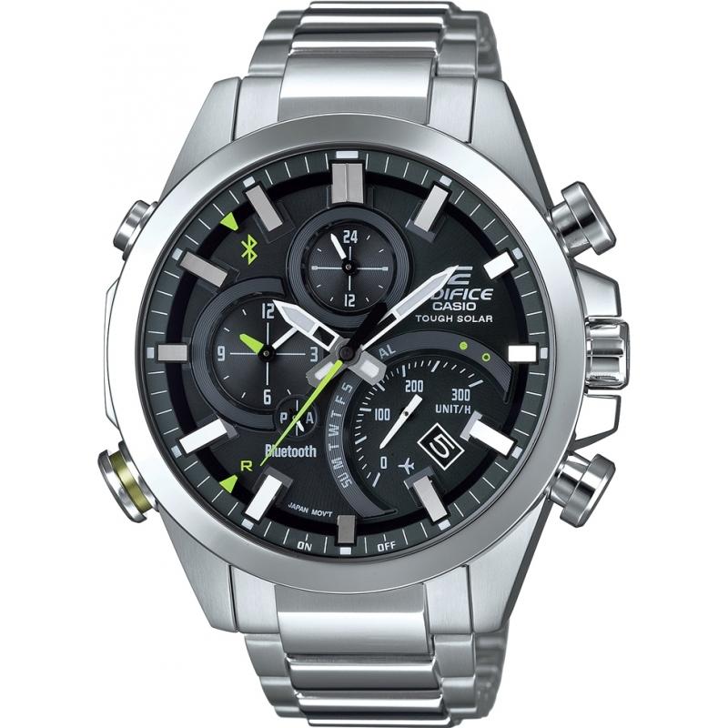Casio Mens Edifice Solar Power Smartwatch EQB-501D-1AMER £149 Delivered @ Watches2u