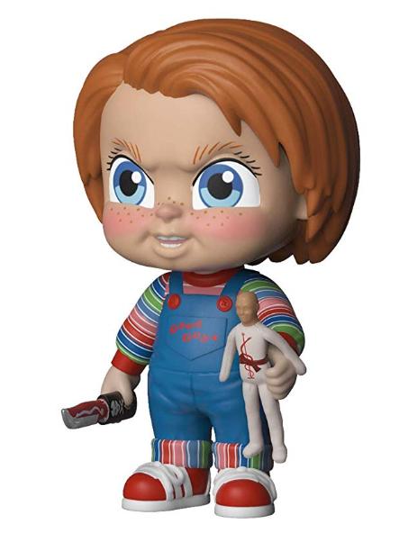 Funko Pop Horror Chucky Vinyl Figure £4.99 @ Amazon add on item