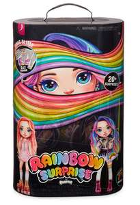 Poopsie Rainbow Surprise Dolls – Rainbow Dream or Pixie Rose - £33.32 @ The Entertainer (Free Collection)