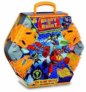 Ready 2 Robot, Big Slime Battle - £19.99 Instore @ Home Bargains (Nottinghamshire)