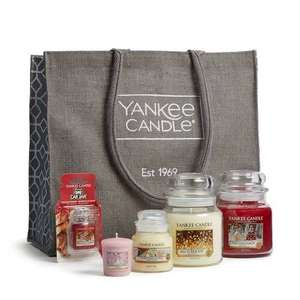 Yankee Candle Festive Goodie Bag - £32.94 delivered @ Yankee Candle Shop