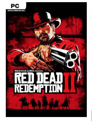 Red Dead Redemption 2 PC - £41.99 @ CDKeys