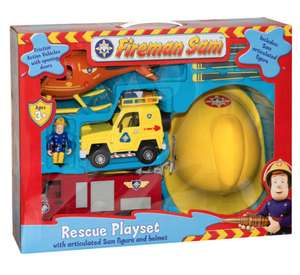 Fireman Sam Rescue Playset £25 @ B&M instore Leicester