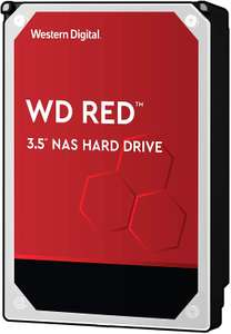 4TB Western Digital WD40EFRX NASware 3.0 Internal Hard Drive £102.78 Sold by MercadoActual and Fulfilled by Amazon