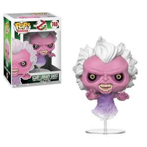 Funko 39334 POP Movies: Ghostbusters-Scary Library Ghost Collectible Figure £6.49 @ Amazon Prime (+£4.49 non-Prime)