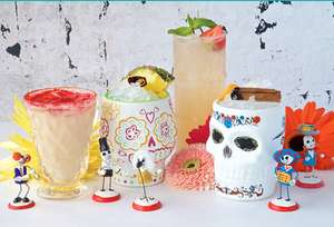 Free day of the dead cocktail at Las Iguanas TONIGHT 3 NOV ONLY - (Email subscribers)
