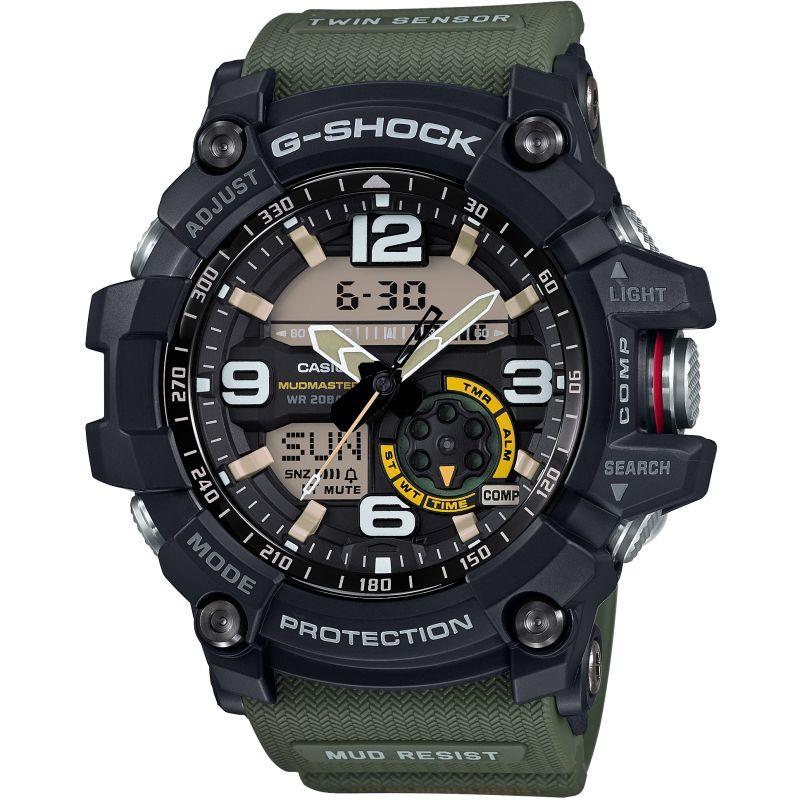 Casio G-Shock Mudmaster Master Of G Twin Sensor Compass Watch £120 at Watchshop (with code)