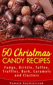 Christmas Come Early : 11 CookBooks - Kindle Edition Free @ Amazon