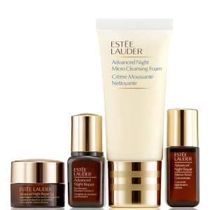 Estee lauder night repair starter set – £25.60 (With Code) @ Look Fantastic discount offer