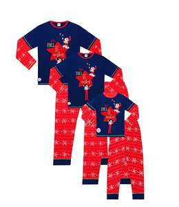 Ladies Christmas PJ's 20-22 £4.37 prime / £8.86 non prime Sold by ThePyjamaFactory and Fulfilled by Amazon.