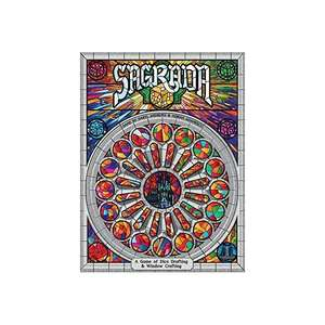 Sagrada Board Game £26.63 @ Magic Madhouse