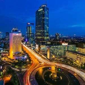 London to Jakarta Return Flights - Dec/Jan/Feb/Mar Dates £335 onwards pp via Flight Scout