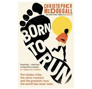 Born to Run paperback - £5 delivered from The Book Depository