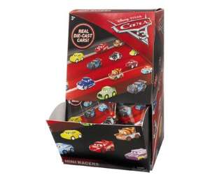 Disney Pixar Cars Micro Racers Blind Bag 20 Pack for £19.99 + FREE DELIVERY!