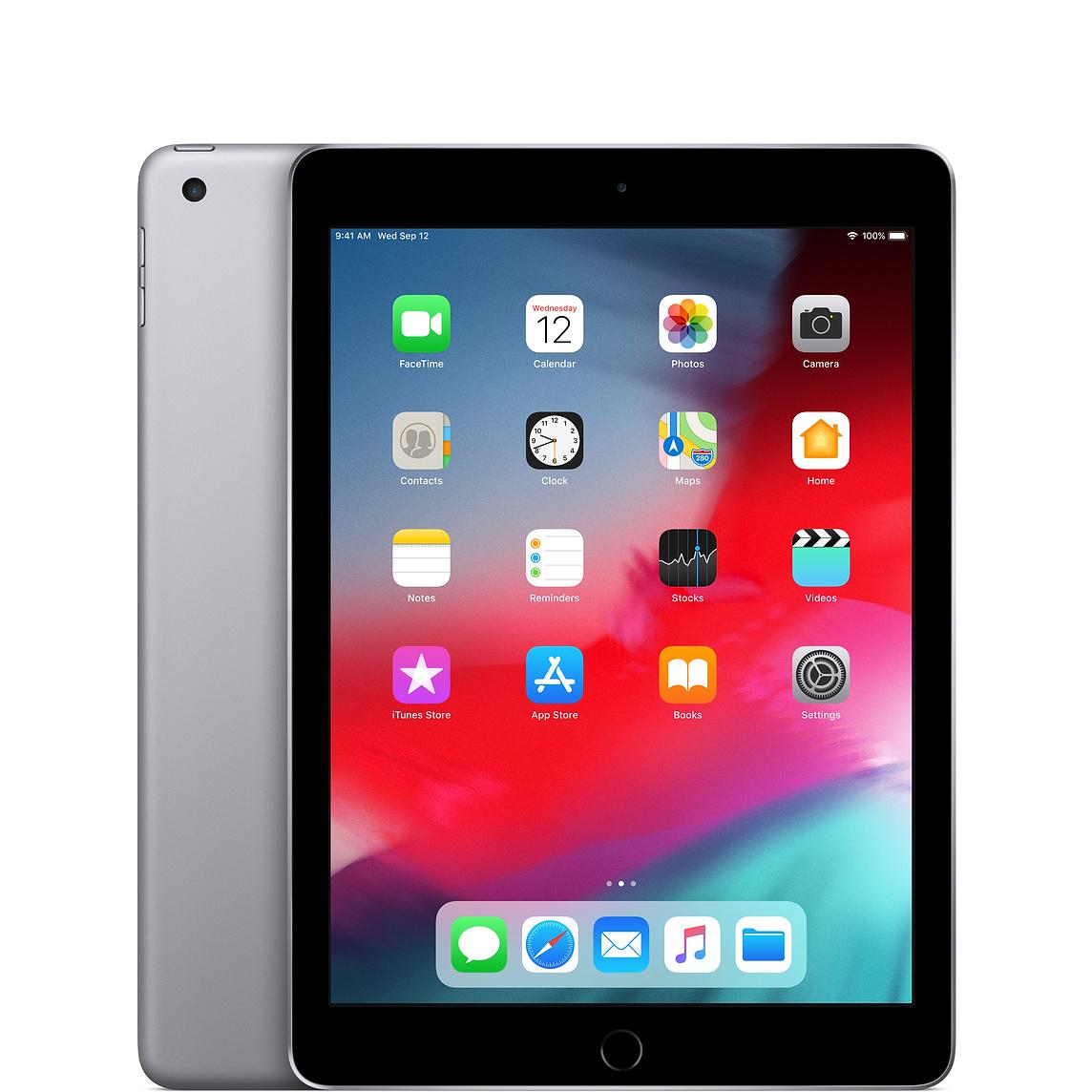 Refurbished iPad 32GB Wi-Fi (6th Gen) £269 Direct from Apple