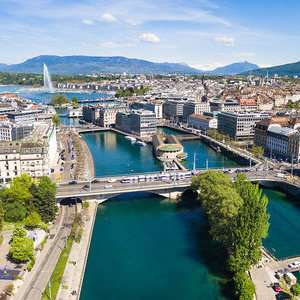 Return direct Easyjet flight from Bournemouth to Geneva £24 (January & February departures) @ Easyjet