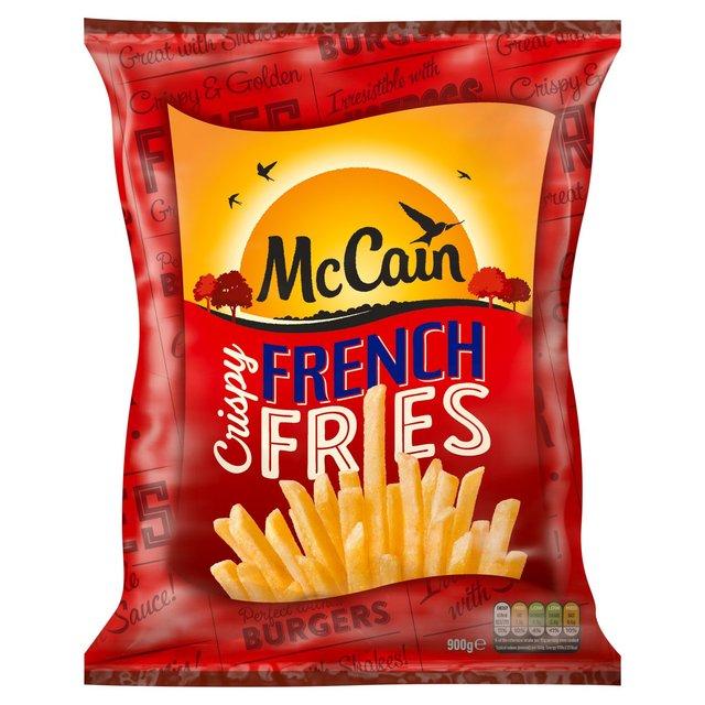 McCain Crispy French Fries 900g for £1.50 @ Morrisons
