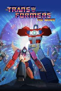 The Transformers: The Movie £3.99 iTunes