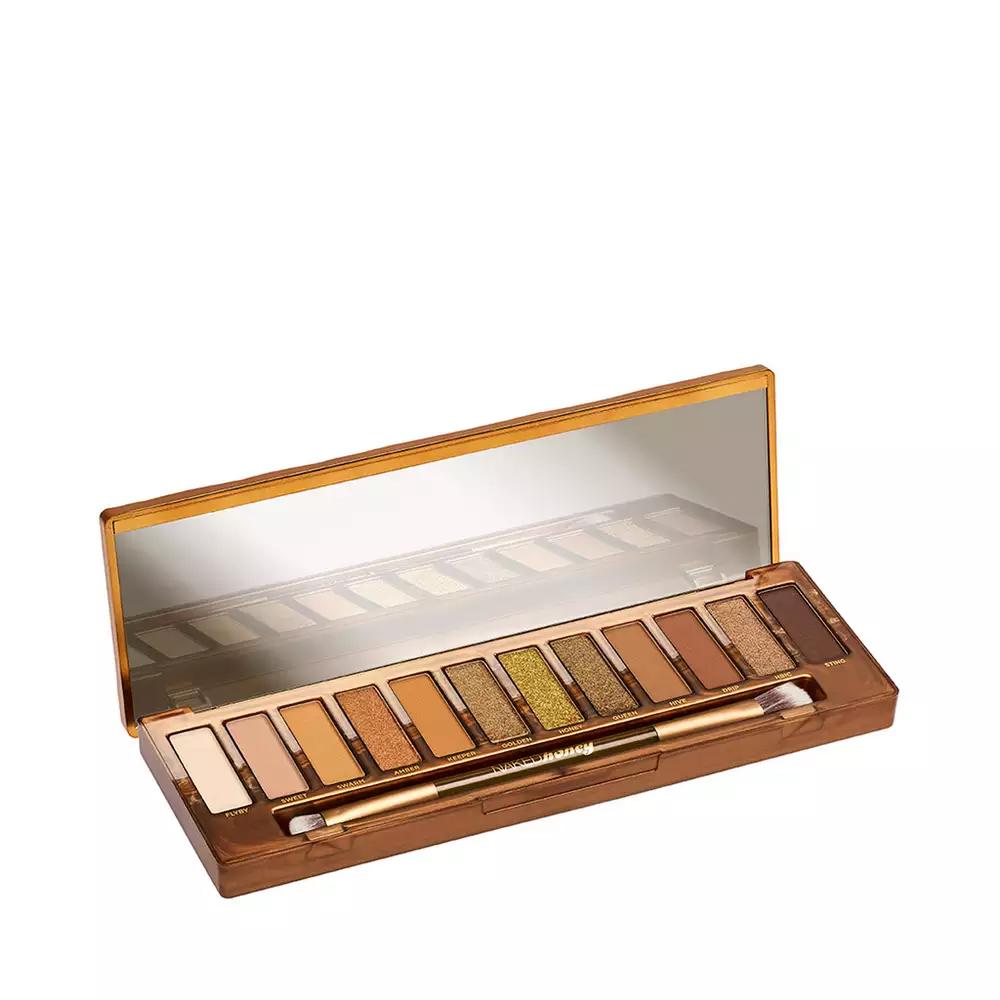 Urban Decay Naked Honey Eye Shadow Palette £33.60 @ Debenhams - Free Delivery
