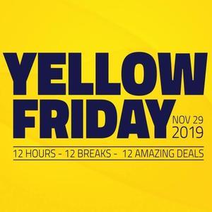 Potter's resort sale - Yellow Friday