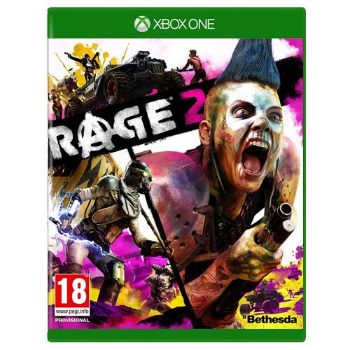 Rage 2 (Xbox One) £14.99 Delivered @ Monster-Shop