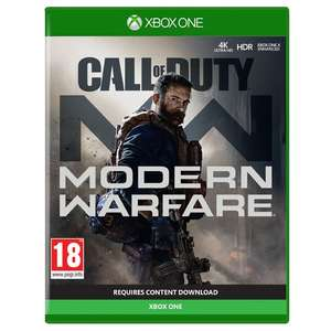 Call of Duty: Modern Warfare (Xbox One) £39.99 Delivered @ Monster-Shop