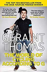 The World of Cycling According to G Kindle 99p @ Amazon