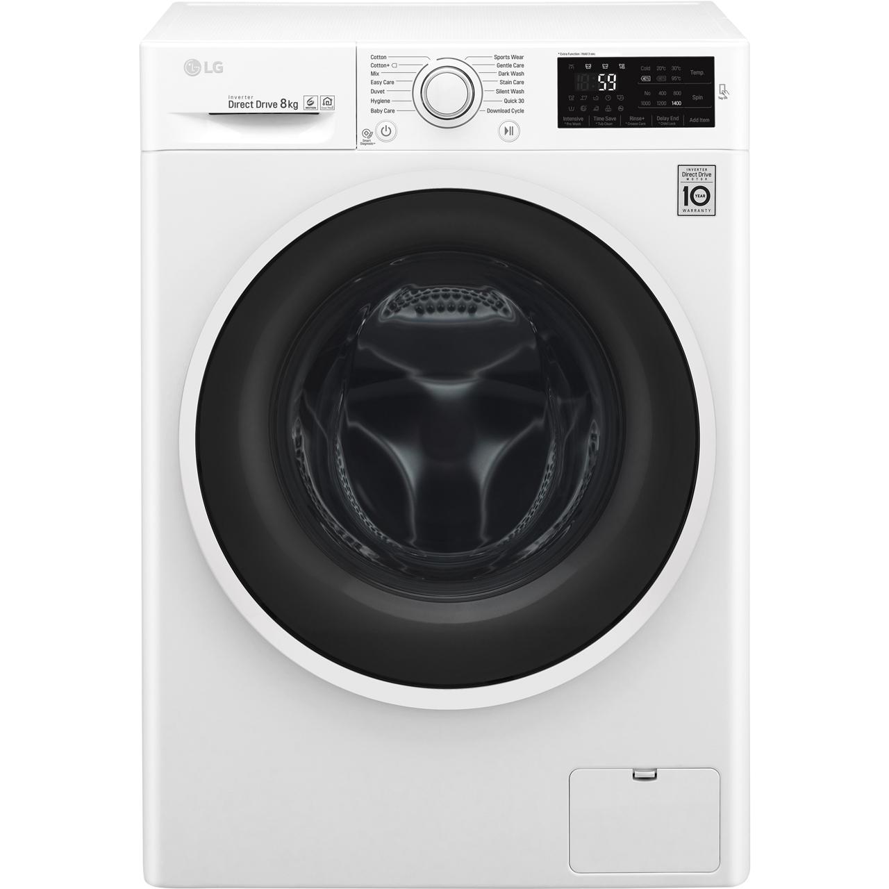 10% off LG Laundry with voucher code @ AO.com